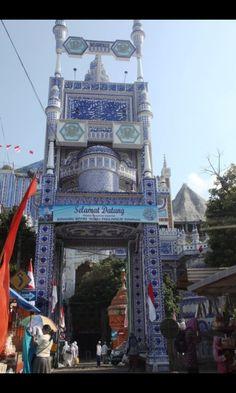 Masjid Jin Turen Malang-East Java - Indonesia