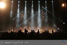 Concierto de Dani Martín en Arenas de San Pedro - TiétarTeVe