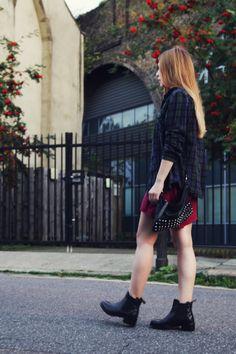 Barbour Chelsea Boots - Autumn Lookbook 2013