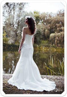 Countess Carmel Bridal Gown £395