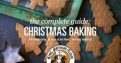 Christmas is all about family, friends... and baking. Discover the recipes, tips, and techniques you need for your best holiday baking ever.