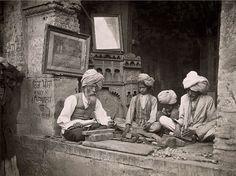 Intagliatori, India