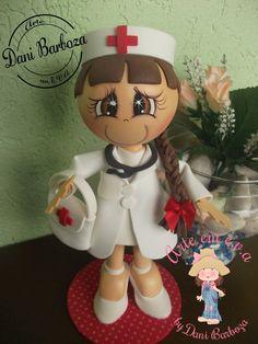 Fofucha enfermeira!