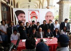 AREQUIPA. Los primeros candidatos de Arequipa se lanzan al ruedo http://hbanoticias.com/6138