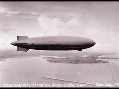 USS Akron 1933-03-15 Canal Zone