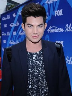 Big news!  Adam Lambert is joining the cast of Glee for season 5!!