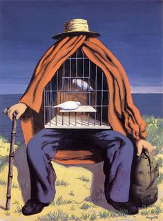 The Therapist, 1937 by Rene Magritte More At FOSTERGINGER @ Pinterest ⚫️