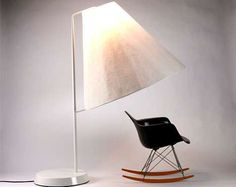 'Spaces' by Peter Pless Creates a Quirky Yet Sophisticated Wonderland #lampshades trendhunter.com