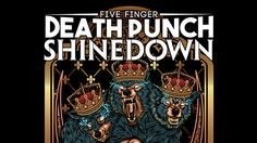 Due to overwhelming fan demand, Five Finger Death Punch and Shinedown announced today additional dates for their massive fall arena tour across America, to extend through December 10. The tour is produced by Frank Productions/NS2/ CMoore Live and kicks off on October 18, as both bands share stages on this co-headline tour. Joining them as special guests are SIXX:A.M. featuring vocalist/producer James Michael, bassist Nikki Sixx and guitarist DJ Ashba. UK newcomers, As Lions featuring Austin…