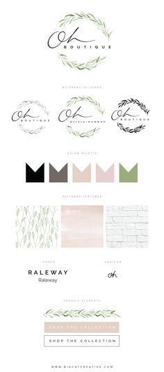 Ideas for fashion logo design inspiration style Corporate Design, Brand Identity Design, Branding Design, Branding Ideas, Graphisches Design, Design Ideas, Clothing Logo, Boutique Clothing, Fashion Logo Design