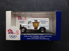 Lledo Bedford Truck - Rome 1960 Olympics Livery - GB Olympic Team Product