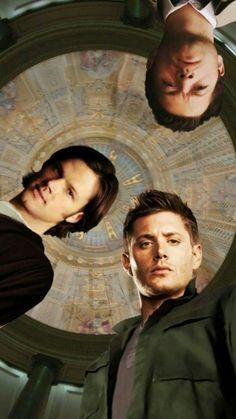 Sam. Dean. Castiel