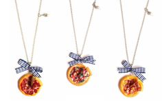 """⎪DETAILS ⎪  Jewelry // Pendant Necklaces // Charm // Pizza Color: silver Flavors: Supreme 