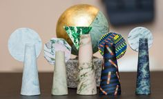 KUFCakes, ornamental cake sculptures by all round-creative Kia Utzon-Frank