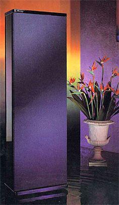 Mirage M-3si Dream speaker design by Ian Paisley Des enceintes acoustiques légendaire