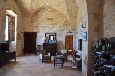 Masseria Chicco Rizzo - Farmholidays in Salento - Hall http://www.masseriachiccorizzo.it