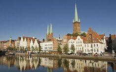Lübeck, Untertrave