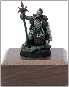 U.S.A. 2004 Baltimore - Lord of the Rings Single Miniature - Demon Winner, the unofficial Golden Demon website