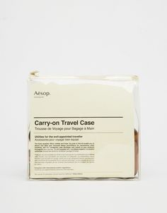 http://website-submissions.digimkts.com Free to list Aesop #bag #travelkit #ziplock