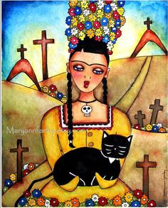 #Frida #Kahlo . (BB)