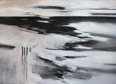 Malkurse – Conny Niehoff-Malerei Abstract Landscape, Abstract Art, Kunst Online, Dark Winter, Art Lessons, Gallery, Prints, Mai, Artworks
