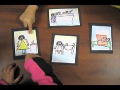 Teaching ideas and resources to develop sequence writing and story retell skills in kindergarten, first, and second grade students. Ideas and free resources to help students develop skills to retell stories and sequence events in their writing. Story Retell, Story Sequencing, Sequencing Events, Reading Comprehension Strategies, Reading Resources, English Resources, Kindergarten Writing, Teaching Reading, Teaching Ideas