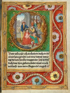 008-Libro de horas de Aussem-Art Walters Museum Ms. W.437 | Flickr - Photo Sharing!