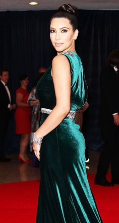 Robe de soiree kim kardashian pas cher