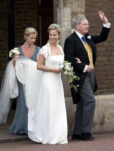 Lady Rose Gilman is the younger daughter of the Duke and Duchess of Gloucester, born in 1980. She works in the film industry as an art assistant and worked on the harry Potter films. Lady Rose and her husband George have one daughter, Lyla, born in 2010.