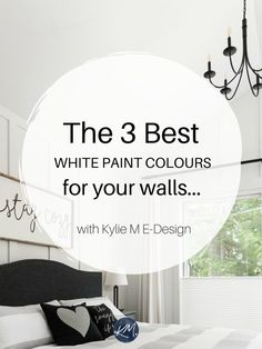 Warm Neutral Paint Colours for EVERY Room in Your Home You'd be surprised at HOW MANY of my E-design clients say, 'I'm sorry, I don't like greige or gray - I Off White Paint Colors, Cream Paint Colors, Greige Paint Colors, Behr Paint Colors, Off White Paints, Best White Paint, Neutral Paint, Wall Colors, Traditional Paint