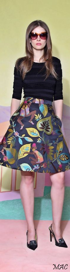 Resort 2016 Christian Siriano