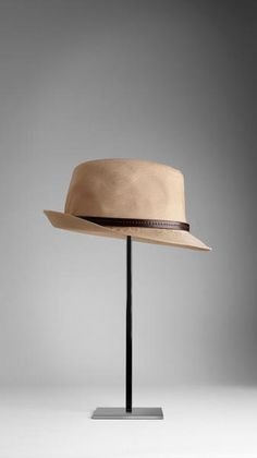 Love me some hats! Fedoras especially.