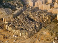 City of Darkness: The most densely populated place on earth is now abandoned - Abandoned Spaces