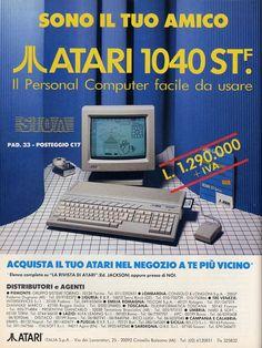 Atari Personal Computer Ad.