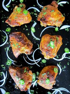 This Pressure Cooker Tandoori Chicken is moist and tender, and packed with the flavor of fragrant Indian spices, yogurt and citrus.