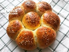 Bread Recipes, Snack Recipes, Snacks, Tasty, Yummy Food, Vegetable Drinks, Healthy Eating Tips, Pizza, No Bake Cake