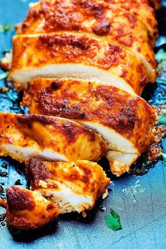 Pin for Later: 35 Mexican Chicken Dishes That Are Anything but Boring Baked Chipotle Chicken Get the recipe: baked chipotle chicken