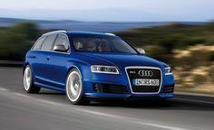 2010 Audi RS6 Avant sexy sexy beast.
