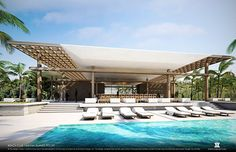 Beach Club architecture - Google Search