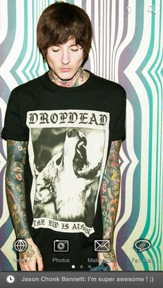 Image result for dropdead merch