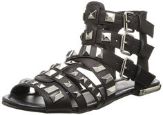 Penny Loves Kenny Women's Cavaliar Gladiator Sandal *** See this awesome image : Gladiator sandals Black Gladiator Sandals, Black 7, Stuff To Buy, Ebay, Amazon, Link, Fashion Shoes, Awesome, Womens Fashion