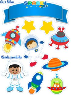 Rocket Birthday Parties, 2nd Birthday, Space Party, Space Theme, Cute Birthday Quotes, Art For Kids, Crafts For Kids, Baby Sewing Projects, Space Crafts