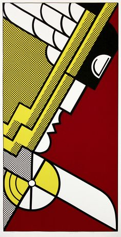 1000 images about roy lichtenstein on pinterest roy - Roy lichtenstein obras ...