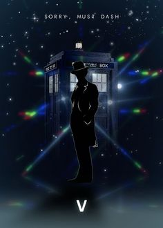 """Want a metal print copy?: Visit Artist Store Description: Doctor Who With TARDIS Doctor artwork by artist """"Rykker Part of a se Doctor Who Funny, Doctor Who Fan Art, Doctor Who Quotes, Matt Smith Doctor Who, David Tennant Doctor Who, Fifth Doctor, Eleventh Doctor, Diy Doctor, Good Doctor"""