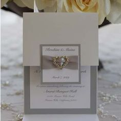 Custom Invitations - Pandora Invitations | Creative Works Designs