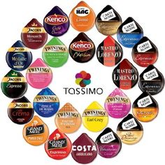 TASSIMO 25 Disc Variety Discovery Pack, Gift Boxed.: Amazon.co.uk: Grocery