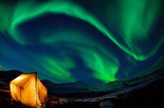 Kuzey Işıkları'nı İzleyebileceğiniz En İyi Noktalar
