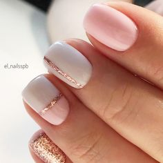 Winter nails should in no case be neglected. The thing is that we have a fresh collection of nail designs to share with you so that you will look your best no matter what season is outside.You can't miss your perfect chance to look bright and festive, you have only the best ideas at your disposal!#nails#nailart#naildesign#winternails