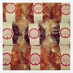 Packaging de bizcochos redondos. Os gusta?
