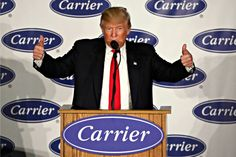 CRAPITALISM Carrier Union Leader: Trump Lied About 'Laid Off' Workers